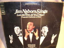 Jim Nabors Sings Love Me With All Your Heart Cuando Calienta el Sol CS 9358  NM