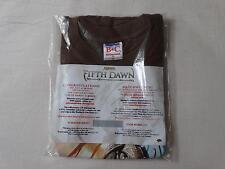 T-shirt Magic the Gathering, vs: Fifth Dawn, talla XL, color marrón, 100% Cotton