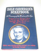 Dale Carnegie's Scrapbook Signed by Class? Date?