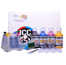 Sublimation CISS Continuous Ink System Fits WF-7210DTW Dye Sub