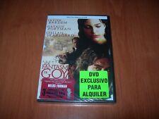 LOS FANTASMAS DE GOYA DVD EDICIÓN ESPAÑOLA PRECINTADO
