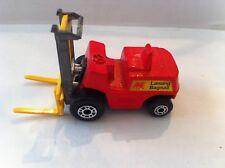 Lesney Matchbox Fork Lift Truck Superfast