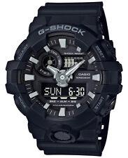 Casio G-Shock Men's Super Illuminator Analog Digital Black Watch GA700-1B