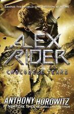 Alex Rider: Crocodile Tears Bk. 8 by Anthony Horowitz (2010, Paperback)