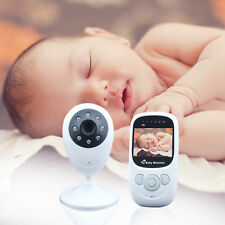 Baby Monitor Camera Night Vision Audio Video security cameras Wireless 2.4GHz