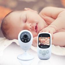 Baby Monitor caméra Night Vision Audio Vidéo caméras de sécurité sans fil 2.4GHz