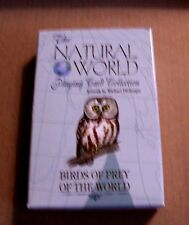 Birds of Prey of the Natural World Playing Cards