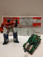 Hasbro Transformers Robots In Disguise Optimus Prime Vs. Megatron