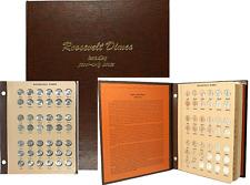 1946-2012 (P-D-S) Complete BU&S Mint Proofs Roosevelt Dime Set Including Silvers