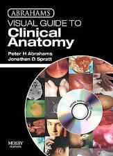 Abrahams Visual Guide to Clinical Anatomy DVD, 1e by Abrahams MBBS  FRCS(ED)  F