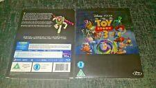 Disney Pixar's Toy Story 3 Blu-Ray Zavvi UK Limited Edition Steelbook New&Sealed