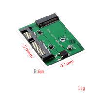 M.2 NGFF SSD SATA Adapter, B Key M.2 SSD to 2.5'' SATA 3.0 Converter Card