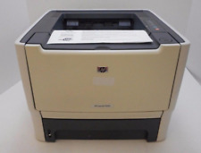 HP LaserJet P2015 WorkGroup Laser Printer - Fully Functional