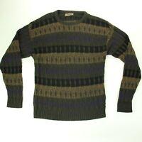 Jantzen Men's large multicolored Wool Sweater Rockabilly