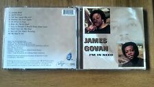 James Govan : I'm In Need CD U.S. Imp. NR. MINT *RARE&OOP* FREE!! UK24-HR POST!!