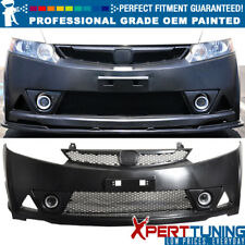 Fits 06-11 Honda Civic Mugen RR Style PP Front Bumper Cover OEM Painted Color