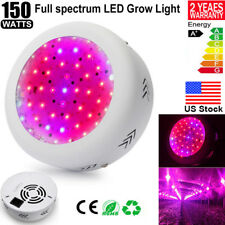 Hydro 200W LED Plants Grow Light Pro UV Full Spectrum Hydroponic Plant Grow Lamp