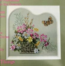 April 2008 Stoney Creek CrossStitch Collection Magazine Mothers Day Sampler 8772