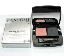 LANCOME Velvet Corail Ombre Absolue Eyeshadow Duo NIB