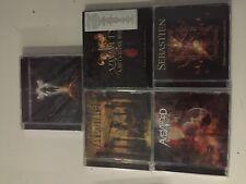 5 CD 'S: Vivaldi Metal Project, almah, Psyco dramma, Sébastien & avenford