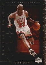 Michael Jordan #85 Upper Deck Century Legends 2000 NBA Basketball Card