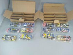 Kellogg's NASCAR Lot of 12 New Factory Sealed Set Boxes
