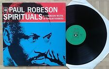 S937 PAUL ROBESON SPIRITUALS CBS RECORDS