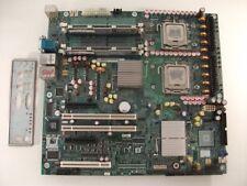 Intel S5000VSA E11011-201 DA0T75MB6I0 Server Board With CPUs & Memory