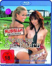 Russian Institute - Ferien bei den Eltern [Blu-ray]  (Marc Dorcel) * NEU & OVP *