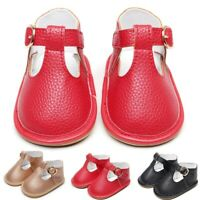 Toddler Baby Shoes Newborn Girls Boys Cartoon Crib Shoes First Walkers Sandals