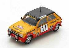 1/43 Spark Renault 5 Alpine N°11 Rallye Monte Carlo 1979 Jean Ragnotti/JM.Andrié