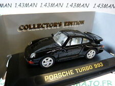 voiture 1/43 Road signature : PORSCHE 993 turbo