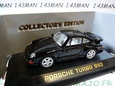 voiture 1/43 Road signature : PORSCHE 993 turbo