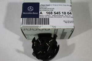 Mercedes-Benz W168 A-Class W163 ML Steering Ignition Switch Genuine A1685451004