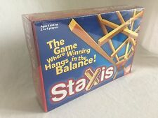 Staxis Balancing Game Wooden Stacking fine motor skills