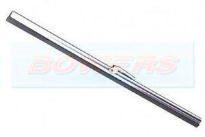 """10"""" INCH LAND ROVER SERIES 1 2 2A 3 STAINLESS STEEL FLAT WIPER BLADE BAYONET FIT"""