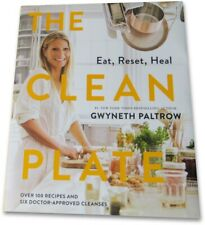 Gwyneth Paltrow Signed Autographed Hardcover Book The Clean Plate JSA CC42402