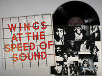 Wings - At the Speed of Sound (1976) Vinyl LP • Paul McCartney, Silly Love Songs
