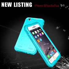 Waterproof Case For iPhone SE 5 5S 6S 7 8 Plus Dust-Proof Snow-Proof Shock-Proof