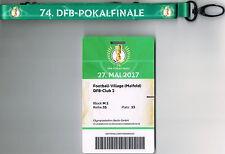 VIP-Pass DFB-Club 2 Borussia Dortmund - Eintracht Frankfurt DFB-Pokalfinale 2017