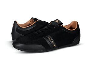 Lacoste Storda 0320 2 Men's Sneakers in Black 7-40CMA0055 02H