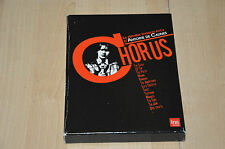 coffret DVD Chorus - la première émission Rock d'Antoine de Caunes
