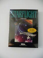 Starflight. Commodore Amiga Game software with box sealed Brand New