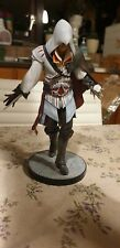 Assassin's Creed 2 II Ezio White Edition Statue Figure Figurine Assassins Altair
