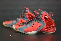 36fe1d66fb4 Nike Men s Sz 9 Lil Penny Posite University Air Basketball Shoes 630999-600  Red