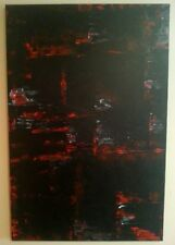 """Original Abstract Art Painting Acrylic/Canvas Large 36""""x24"""""""