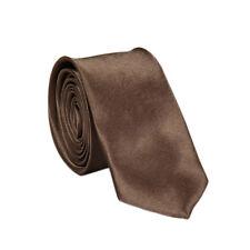 AAew Classic Solid plain of Jacquard Woven Blend Men's tie Krawatte AA