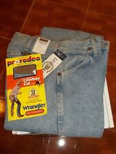 Mens Wrangler Cowboy Cut 13MWZ Jeans 29 x 34 NWT