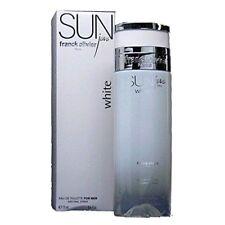 Eau de Toilette Spray for Men Sun Java White Fruity Scent 2.5oz by Frank Olivier