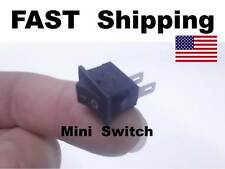 Mini Small Switch ON-OFF light / accessory switch - 125V AC 6A - SCHOOL Supply